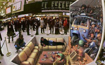Los 15 mejores dibujos 3D pintados en el suelo dibujos 3d Los 15 mejores dibujos 3D pintados en el suelo eatured 357x220