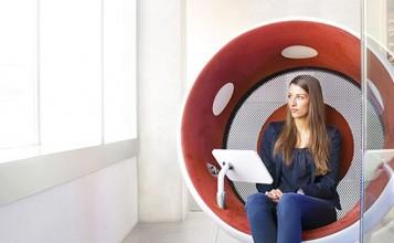 Sillón multimedia para envolverte en un sonido perfecto ideas para decorar sonic chair 357x220