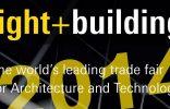 Light + Building 2014 Frankfurt: Los 10 mejores expositores newsbild light building 2014 156x100
