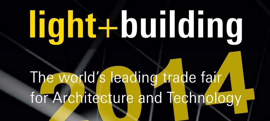 Light + Building 2014 Frankfurt: Los 10 mejores expositores newsbild light building 2014