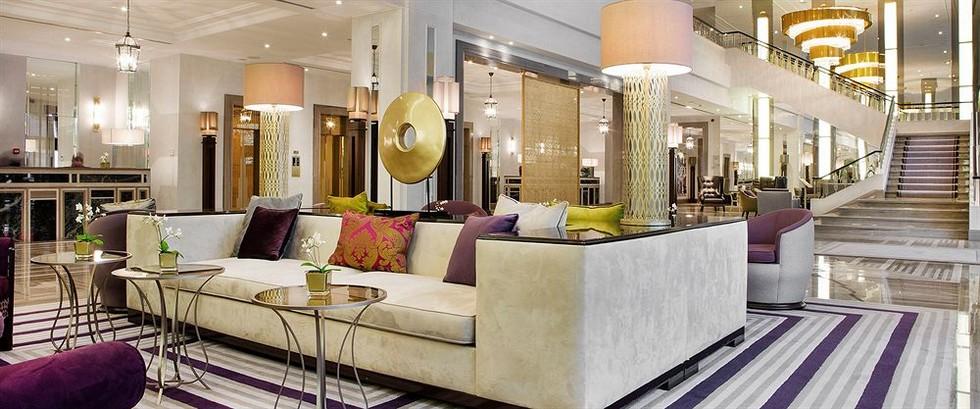 """Marti Istanbul Hotel""  El glamuroso Marti Istanbul Hotel portada21"
