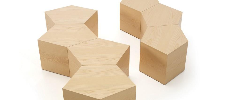 """""""La mesa Pent diseñada por Dsignio para Beltà se presenta como un puzzle con el que jugar a crear la forma que más se adapte a tus necesidades, las posibilidades son infinitas""""  Pent: la mesa puzzle diseñada por Dsignio para Beltà PENT BY DSIGNIO 4"""