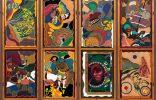 """Obras del artista estadounidense Jonathan Hammer""  Penélope Cruz para Grandiôse de Lancôme portada1 156x100"