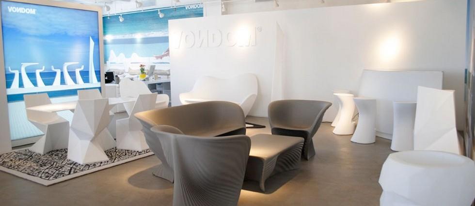 """""""La firma española de mobiliario y alfombras de diseño para exteriores Vondom continúa con su proceso de expansión y ha inaugurado un nuevo showroom en Manhattan, Nueva York"""" Vondom sigue con la expansión: nueva tienda en Nueva York portada2"""
