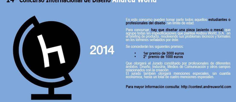 El célebre jurado del Concurso de Diseño Andreu World andreu world concurso