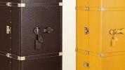 """""""La reconocida casa de moda italiana Gucci lanza dos baúles para viajar de alta gama en su versión masculina y femenina: Guccisima Leather Shoe Trunk y el Diamante Lux Leather Gucci Heritage Travel Trunk, están hechos a mano y a la perfección""""  Los exclusivos baúles de lujo de Gucci para viajar portada2 178x100"""