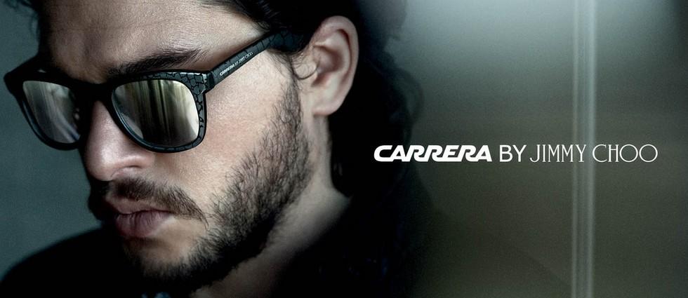 """""""Carrera y Jimmy Choo anunciaron recientemente el lanzamiento de una colección cápsula exclusiva de gafas de sol Carrera por Jimmy Choo para hombre""""  Las gafas de sol para él de Carrera y Jimmy Choo portada7"""