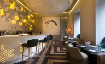 OTTO: un restaurante VIP diseñado por Tomás Alía restaurante OTTO madrid  carmina baker 357x220