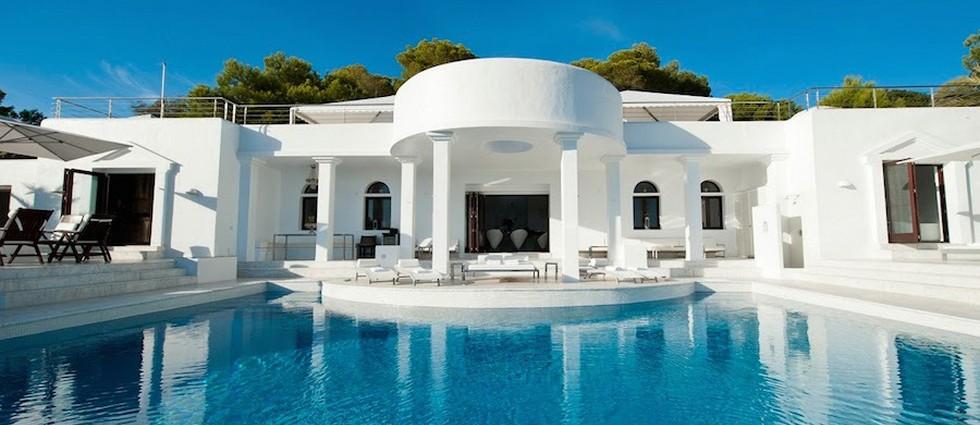 «Villa Rica»: villa privada de lujo en Ibiza lujosa villa rica en ibiza 2
