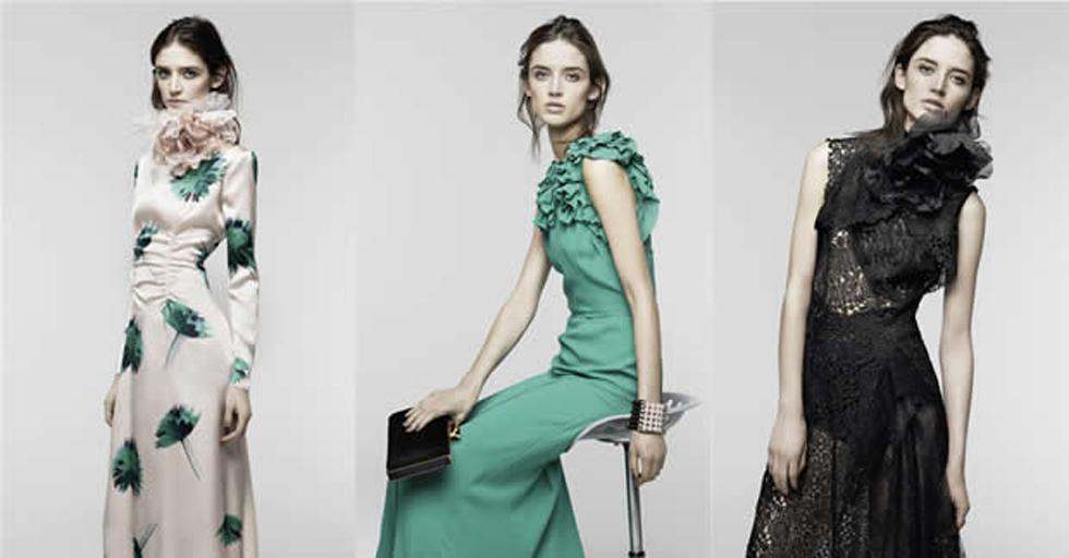 """""""Elegancia, belleza y detalles refinados representan esta colección marcada por el estilo urbano y deportivo.""""  Presentamos la nueva colección de vestir de Nina Ricci novedades nina ricci"""