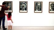 """""""Con un programa abierto y diverso, trata de mostrar el amplio abanico del arte actual, presentando artistas contemporáneos nacionales e internacionales.""""  Galeria AD HOC, una galería de vanguardia desde 1990 ad hoc galeria en vigo 3 178x100"""