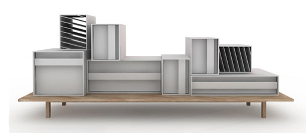 Alain Gilles, diseñador industrial con proyectos extensibles alain gilles produtos