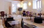 """""""Este hotel con encanto ocupa un edificio del siglo XVII cuidadosamente restaurado."""" Hotel Cueva del Fraile, un hotel con encanto en Cuenca mejor hotel en cuenca 156x100"""