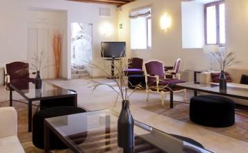 """""""Este hotel con encanto ocupa un edificio del siglo XVII cuidadosamente restaurado.""""  Hotel Convento del Giraldo, en el centro histórico de Cuenca mejor hotel en cuenca 357x220"""