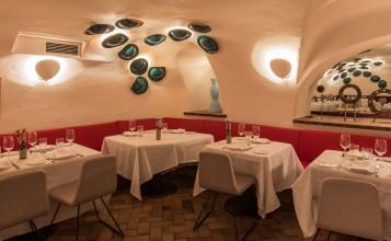"""""""Rugantino Casa Tua es un nuevo restaurante sitiado en el madrileño barrio de Salamanca surgido de la imaginación de Ilmiodesign.""""  Rugantino, el nuevo restaurante madrileño de lujo nuevo restaurante en madrid 357x220"""