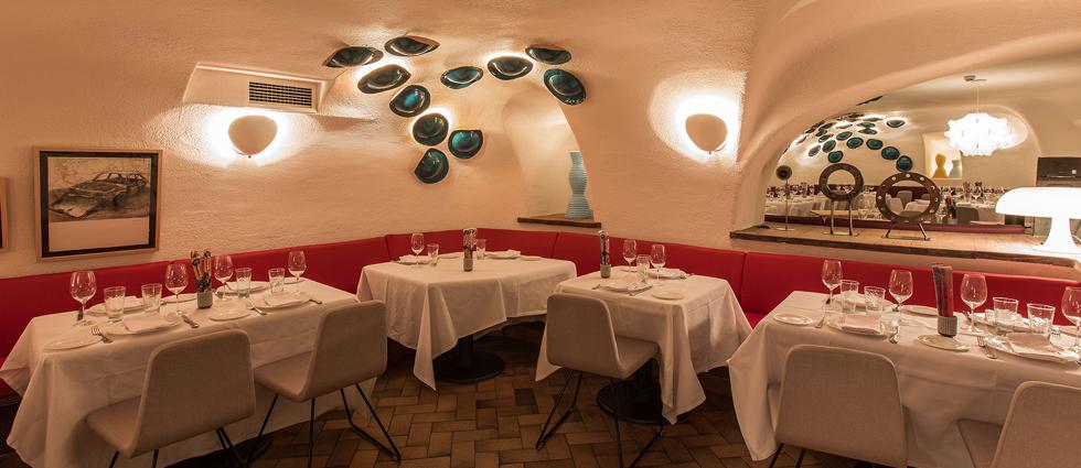 """""""Rugantino Casa Tua es un nuevo restaurante sitiado en el madrileño barrio de Salamanca surgido de la imaginación de Ilmiodesign.""""  Rugantino, el nuevo restaurante madrileño de lujo nuevo restaurante en madrid"""