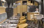 """""""El concepto gastronómico de Saboc """"cocina de temperatura"""", divide su propuesta en cuatro tipos de platos por temperaturas."""" Banni Elegant Home, tienda de decoración en Barcelona restaurante saboc en barcelona 8 156x100"""