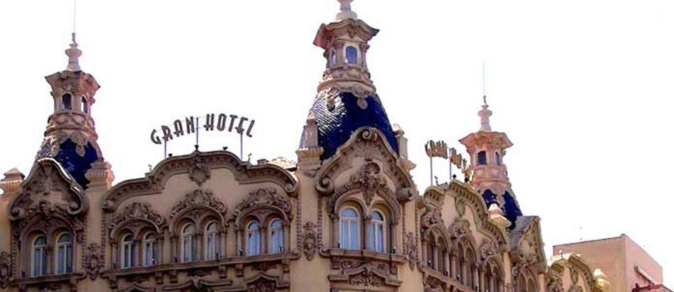 """""""El Gran Hotel Albacete ha sido seleccionado por Trivago gracias a la valoración de los viajeros y la cercanía a la Feria de Albacete.""""  Gran Hotel Albacete, un oasis de descanso en Albacete vista exterior del gran hotel albacete 1"""