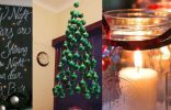Deco Navidad  Deco Navidad navidad decorarunacasa luces velas 156x100