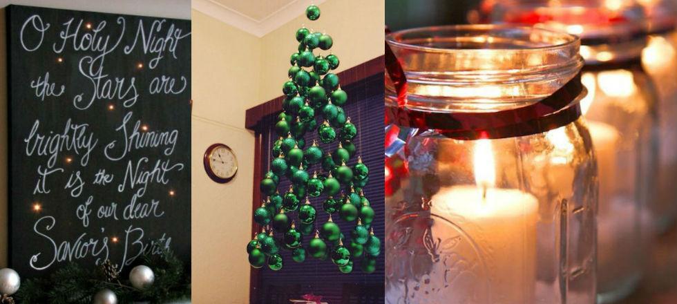 Deco Navidad  Deco Navidad navidad decorarunacasa luces velas