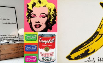 Un montón de inspiraciones por Andy Warhol  thumb 357x220