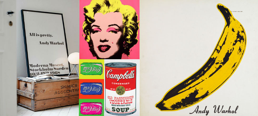 Un montón de inspiraciones por Andy Warhol  thumb