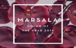 marsala Como decorar con marsala, el color de 2015 Portada Pantone Marsala 672x372 156x100