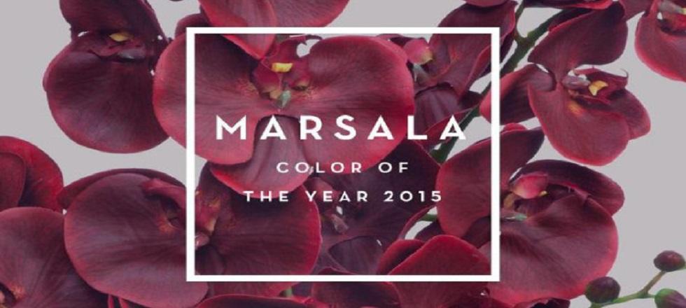 marsala Como decorar con marsala, el color de 2015 Portada Pantone Marsala 672x372