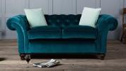 sofas-terciopelo-  Dale vida a tu juego de sala: coloridos sofás de terciopelo sofas terciopelo 1 featured 178x100