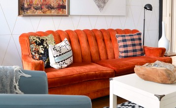 Cómo modernizar una sala de estar con sofás coloridos modernizar sala sofas color 1 357x220