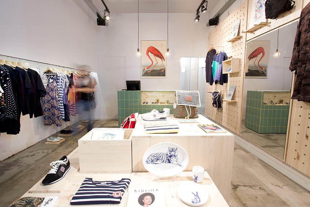 decorar una casa tienda vanguardista en barcelona  Tienda vanguardista en Barcelona decorar una casa tienda vanguardista en barcelona
