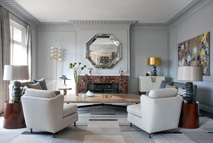 Decorar Una Casa 9 jean-louis deniot Los mejores proyectos del arquitecto y diseñador Jean-Louis Deniot Decorar Una Casa 9