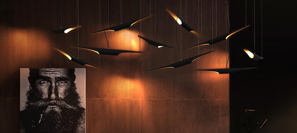 Lámparas de techo 10 Increíbles Lámparas de techo: La modernidad hecha luz lamparas de techo featured