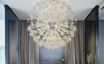 Lámparas de araña Lámparas de araña: un toque de distinción 31 357x220