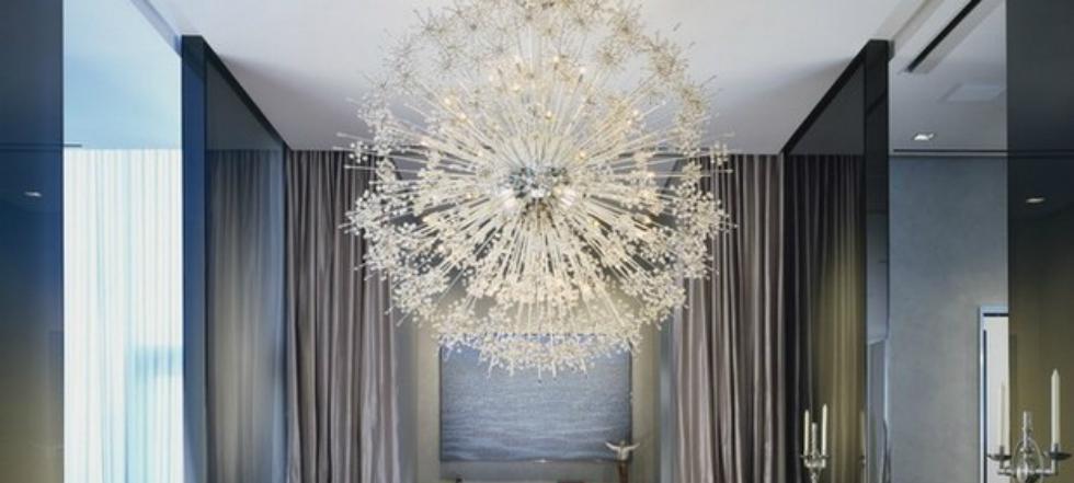 Lámparas de araña Lámparas de araña: un toque de distinción 31
