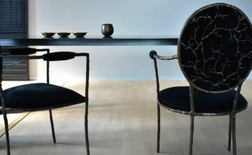 sillas de comedor Sillas de comedor modernas Sillas de comedor modernas koket enchanted 357x220