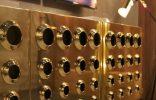 Inspírate con las mejores consolas de los años 50 mesas auxiliares Mesas auxiliares lujosas por Boca do Lobo 8998989 156x100