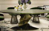brabbu 5 mesas auxiliares de BRABBU inspiradas en la naturaleza El estilo zen de la mesa de comedor Bonsai1 156x100