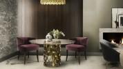 salas de comedor Las mejores ideas de decoración de salas de comedor para inspirarte Mesas de comedor modernas para inspirarte 178x100
