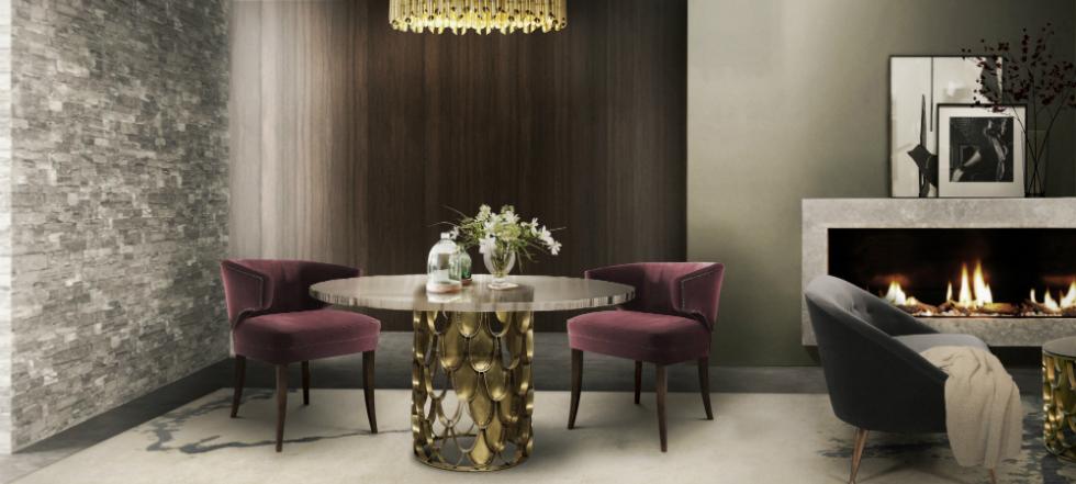 salas de comedor Las mejores ideas de decoración de salas de comedor para inspirarte Mesas de comedor modernas para inspirarte