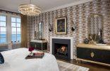 dormitorios femeninos Las mejores dormitorios femeninos de lujo A Classic Modern Home In Chicago koket bedroom 156x100