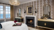 dormitorios femeninos Las mejores dormitorios femeninos de lujo A Classic Modern Home In Chicago koket bedroom 178x100