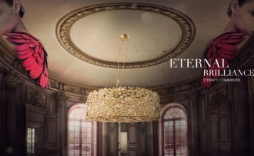 Colección de Iluminación de KOKET ¡Descubra el Lujo en la Colección de Iluminación de KOKET! eternity chandelier 357x220