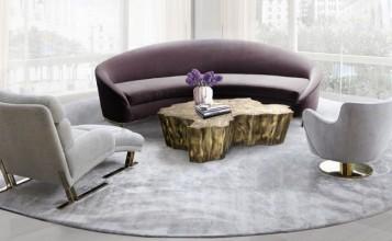 Tendencias Para la Primavera 2017  Mobiliario Contemporáneo y Tendencias Para la Primavera 2017 gia chandelier vamp sofa koket projects1 357x220