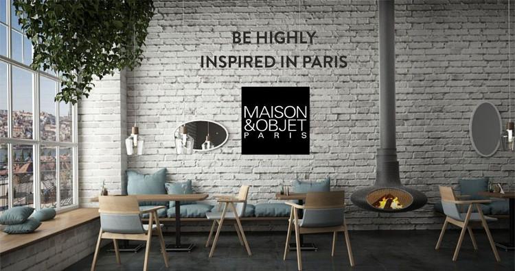 Maison et Objet 2017  Maison et Objet 2017: Diseños de Lujo Presentados en la Feria Maison et Objet 2017