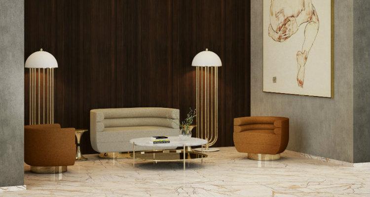 Hermosa Colección de Lámparas de DelightFULL en Maison et Objet 2017 lobby vista 2 final