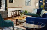 Apartamento moderno y colorido espejos de pared 5 Impressionantes Espejos de Pared que Tambíen son Piezas de Arte capa 156x100