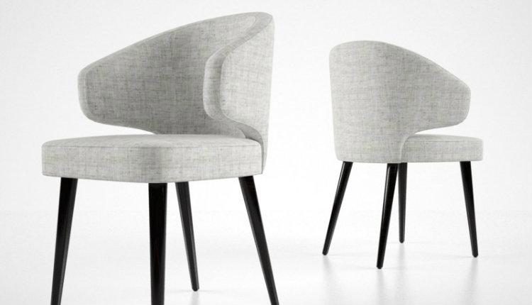 sillas modernas y elegantes 4  Las 60 Sillas Más Modernas y Elegantes Para su Casa – Ebook 1