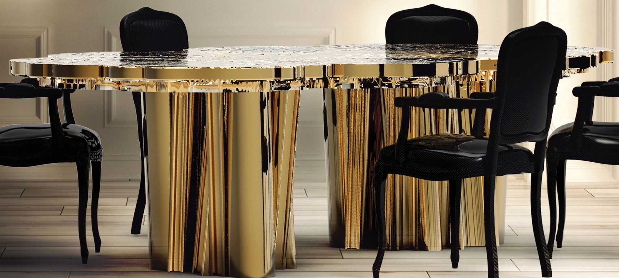 marcas de muebles de lujo Descubra nuestra Selección de las Mejores Marcas de Muebles de Lujo Design News Boca do Lobo at Maison et Objet Paris 3 1