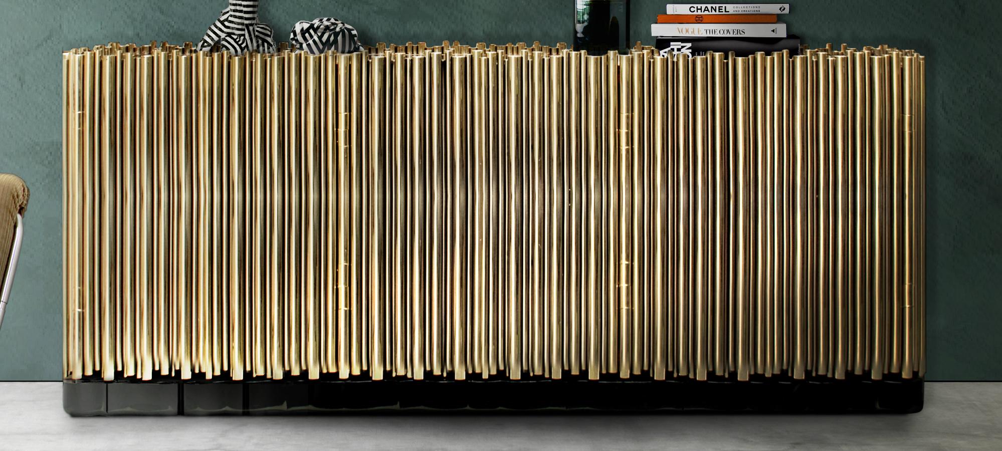 dicas de decoración Dicas de Decoración: Aparadores de Estilo Contemporáneo Top 20 Modern Sideboards 17